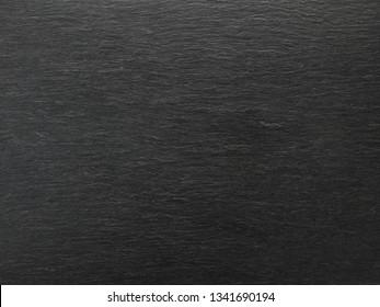 Texture of black slate