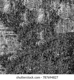 Texture black and white grunge style