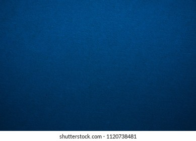 Texture of blue color paper sheet for blank backgrounds