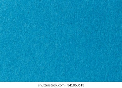 texture of  blue felt