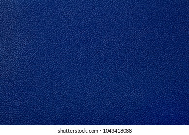 texture of blue leather, texture background fabric