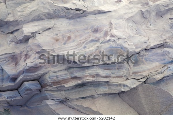 Texture of a blue stone