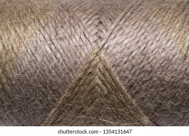 Texture of a braided rope