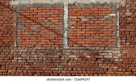 Texture of brick wall.