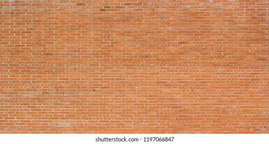 Texture of brick wall use background or interiors