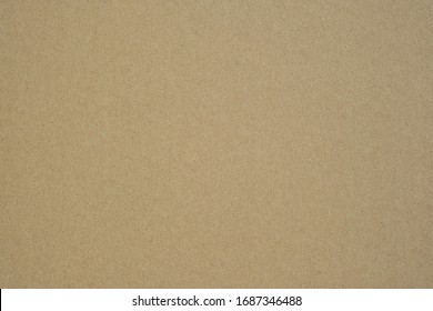 Texture of brown craft paper or kraft paper background.