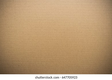Texture of brown packing paper box background.