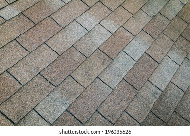 texture of brown roof,background