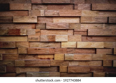 The texture of the brown wood wall is stacked as a decorative layer.wood background