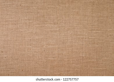 texture of burlap and canvas