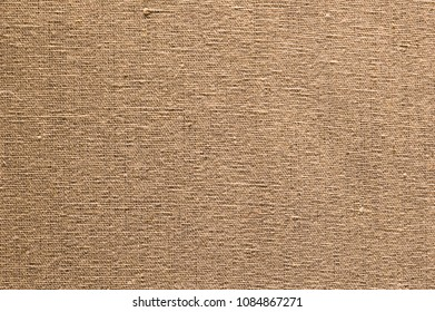 Texture canvas brown background