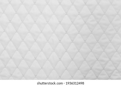 Texture the classic style of rhombus. Textured background in white or light colors
