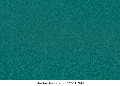 Texture of colored porous rubber. Fashionable color of autumn-winter 2018-2019 season: quetzal green Pantone. Modern background or mock up with space for text