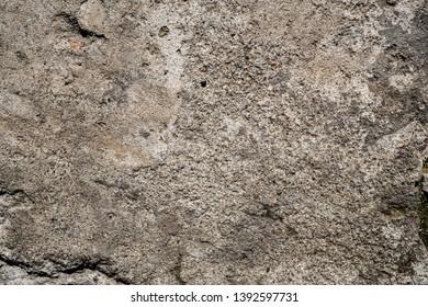 The texture of concrete. Background image. Macro photo.