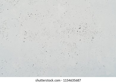 texture of concrete surface painted in white