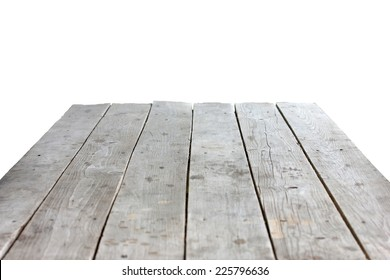 texture and condition aging wooden platform