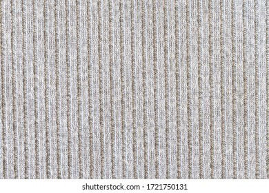 The texture of cotton fabric. Close-up.