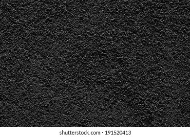 texture of the crushed powder of black color for an abstract background