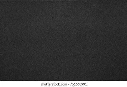 Texture dark black velvet paper, abstract background