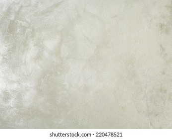 texture of decorative plaster