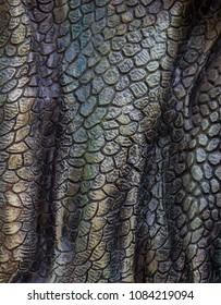 Texture of Dinosaur's skin