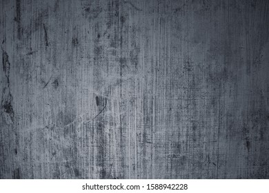 Texture of dirty gray concrete wall as an abstract background, Concrete als Hintergrund