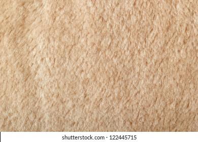 Texture of fleece
