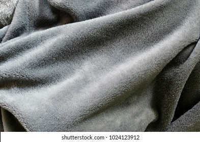 the texture of the fleece fabric. soft to the touch fabric, pleasant to the skin