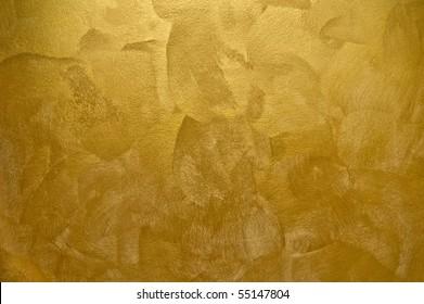 texture of golden background