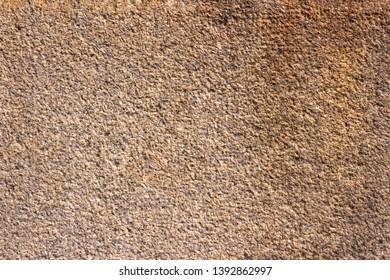 Texture of granite brown stone