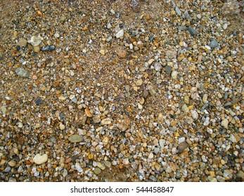 Texture gravel