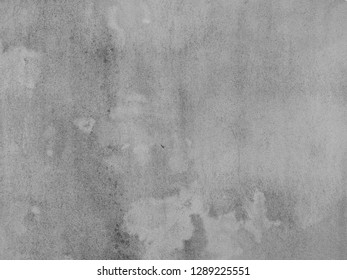 Texture of gray cement walls can be used as a background or wallpaper.