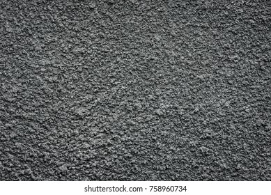 Texture gray plastered  wall for background.