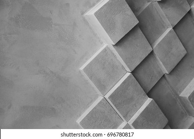 Texture of the gray squares