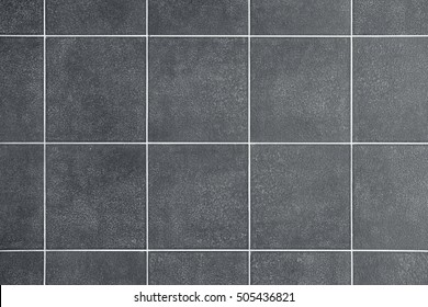 texture of gray tiles background