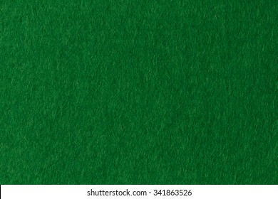 texture of green felt