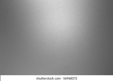 Texture of grey frosted glass