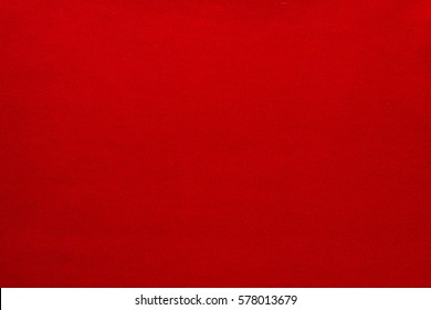 The texture of a knitted woolen fabric red. Background