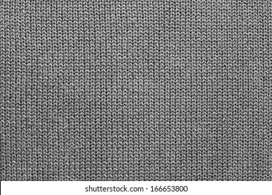 Texture of knitted woolen fabric for wallpaper and an abstract background