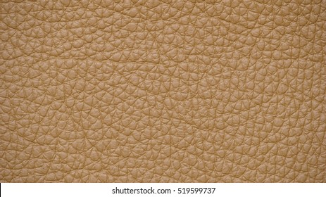 The texture of leather. Upholstery leather for upholstery, car interiors. color nougat