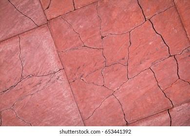 Texture marble tiled floor.