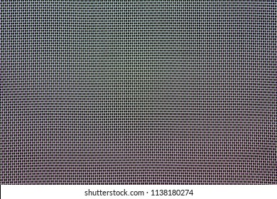 Texture mesh mosquito wire screen