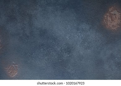 Blueprint texture stock photos images photography shutterstock texture of metal with traces of rust is painted blue malvernweather Image collections