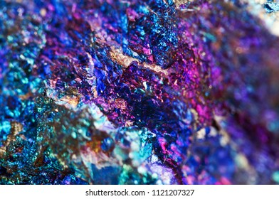 Texture minerals. Beautiful natural color purple background. Macro. Extreme closeup beautiful jewel background. Small focus size.
