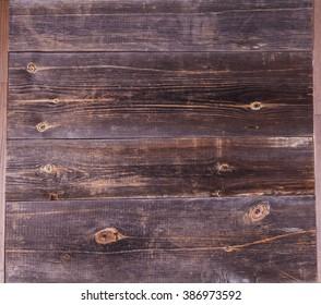 Texture. Natural, dark, old wood background