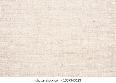 Texture of natural linen fabric