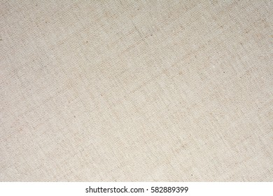 Texture of natural linen fabric.