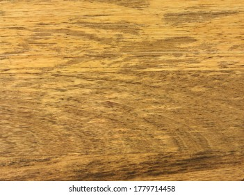 Texture of natural mango wood plank