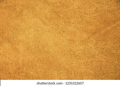 Texture of natural suede
