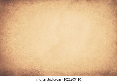 texture of old brown paper background